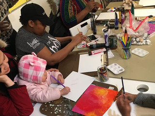 OHOS Hosts Public Workshop at 5th Floor Gallery