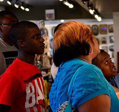 Bronzeville Visitor Information Center