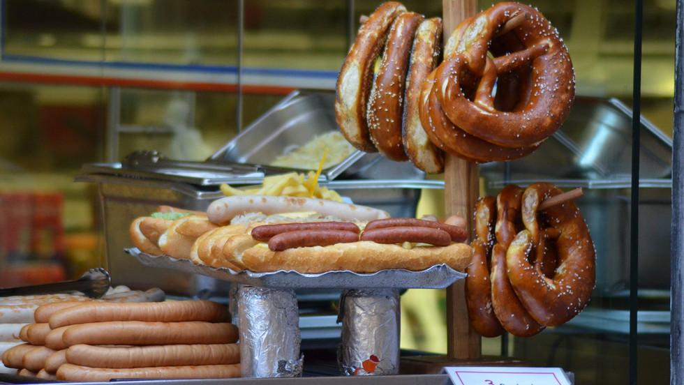Les spécialités de la cuisine Alsacienne
