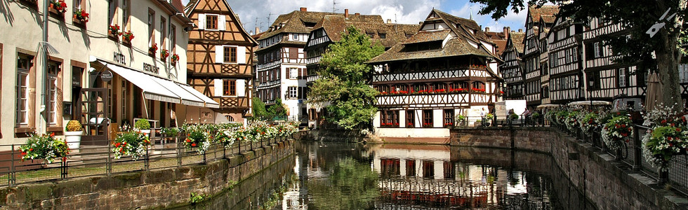 Strasbourg ville Européenne