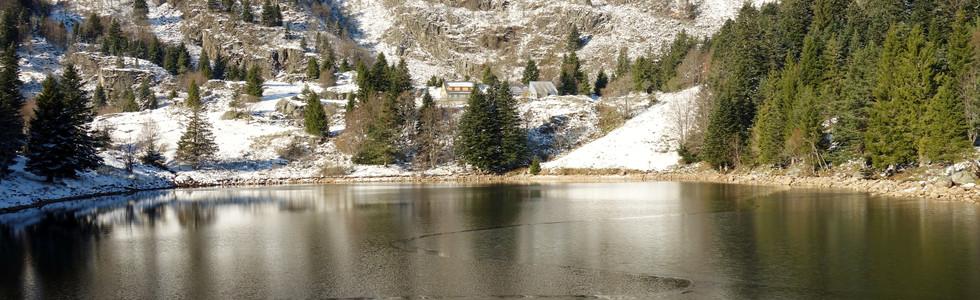 Les lacs et paysages du Massif des Vosges