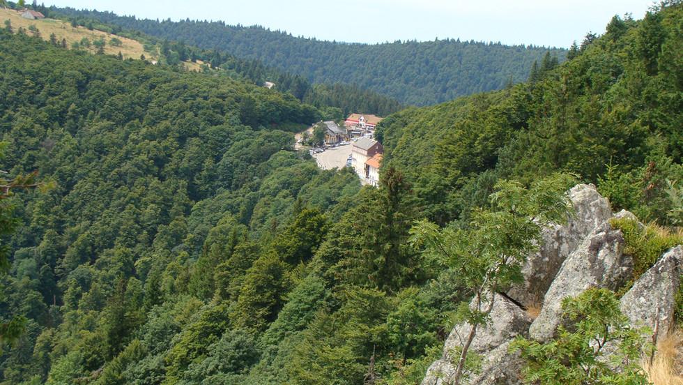 La route des crètes du Massif des Vosges