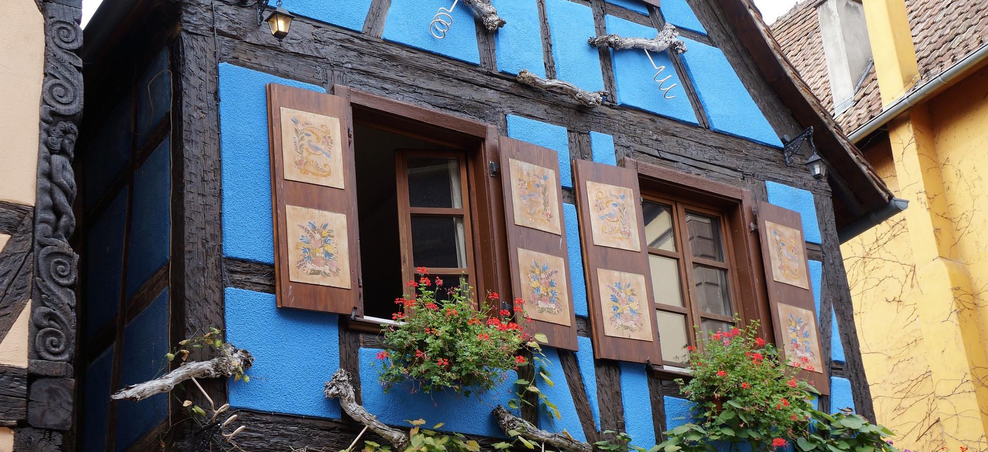 L'architecture Alsacienne, merveille du patrimoine