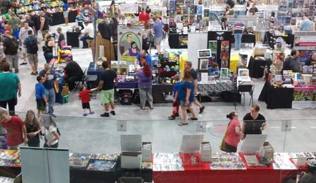Plastic City Comic Con