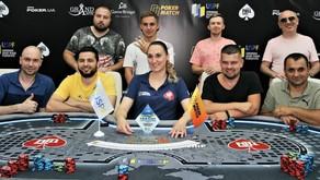 Игроки команды Start Me на чемпионате Украины по спортивному покеру 🏆