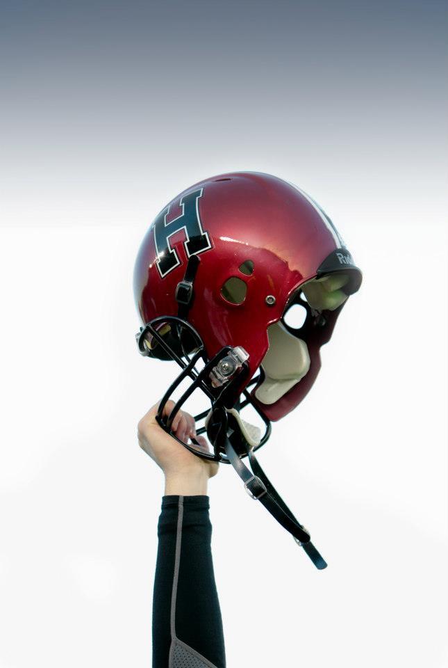 Harvard Helmet