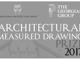 The Measured Drawing Prize 2017