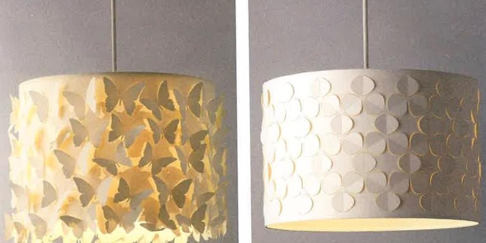 Cut & Fold Paper Surface Design