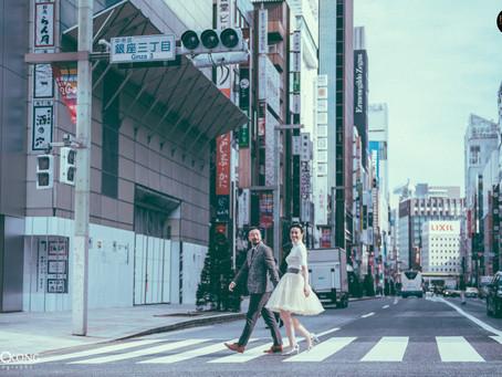 Karen和Cyril的東京故事