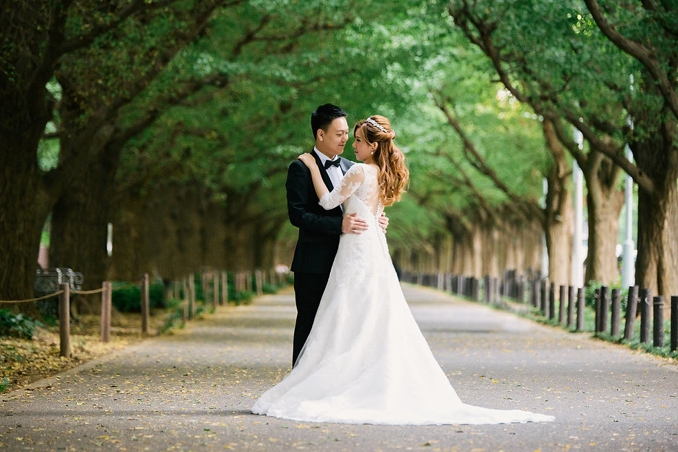 tokyo wedding photographer