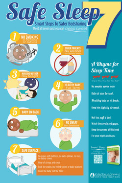 Safe Sleep - 7 Steps to Safe Bedsharing