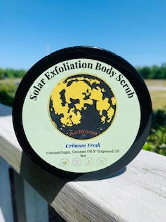 Solar Exfoliation Body Scrub