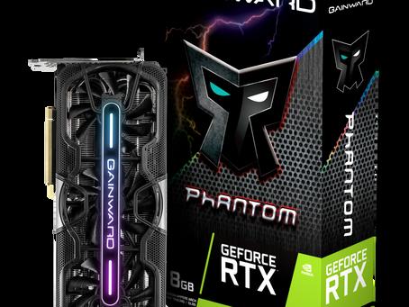 Gainward GeForce RTX 3070 Phantom