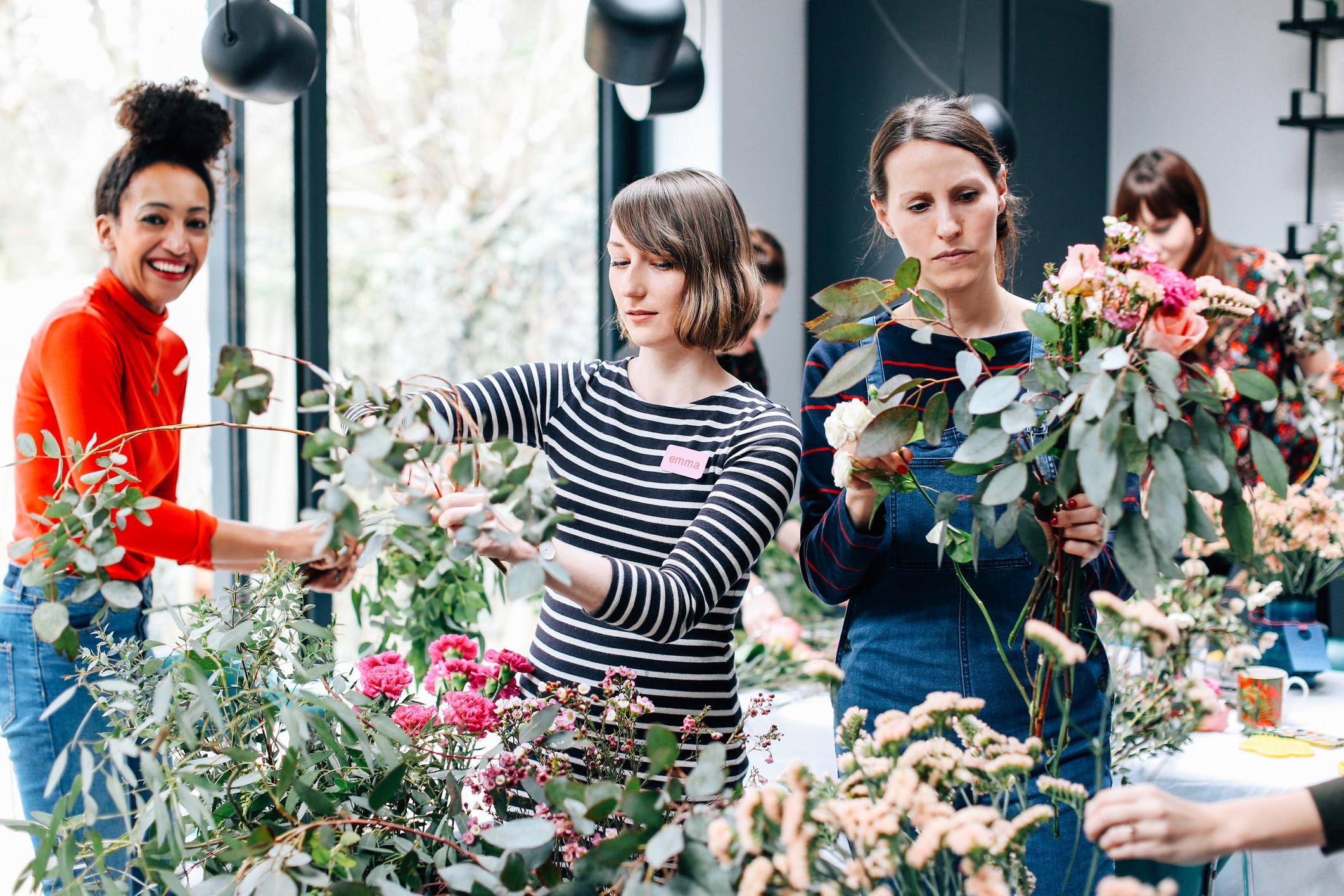Easter Floral Arranging Workshop