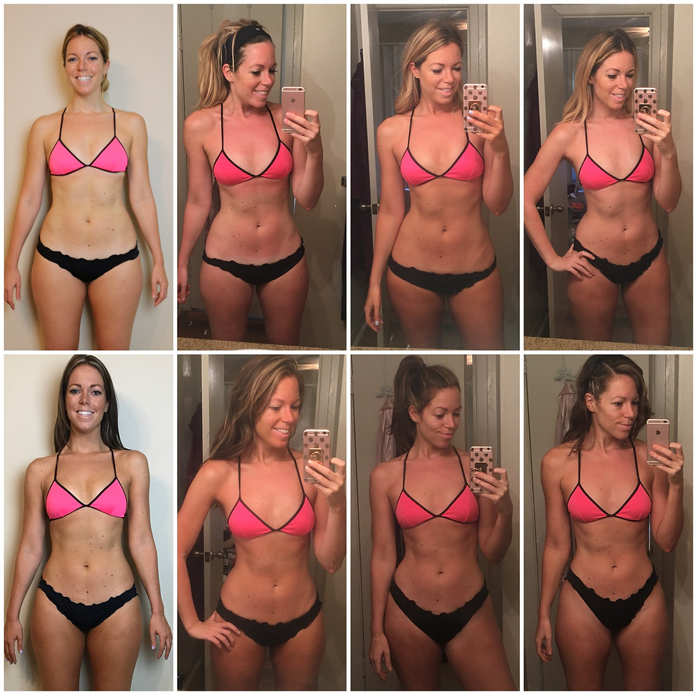80 Day Obsession .- Before and After pictures - Results