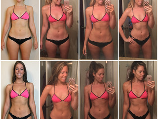 80 Day Obsession: Week 7 Results