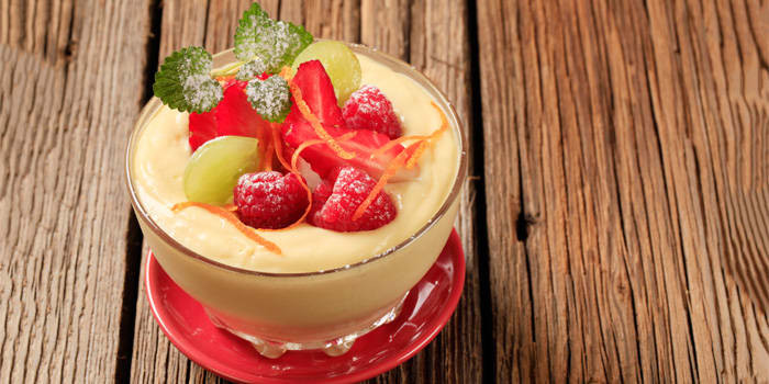 Lipstick And Lunges - Banana Mousse - Healthy Dessert Recipes