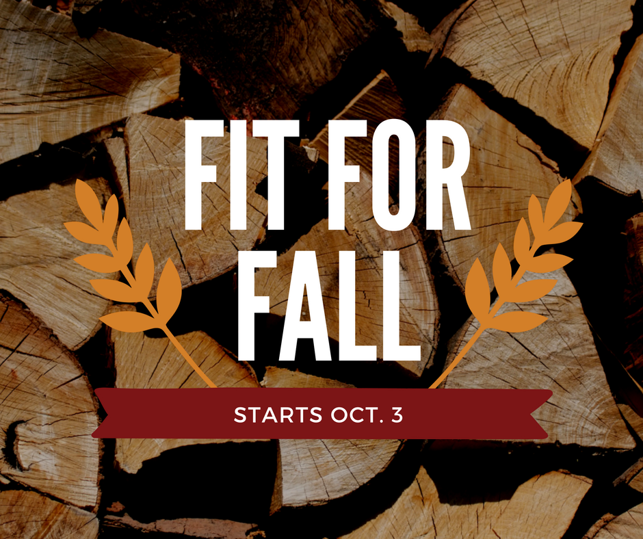 Fit for Fall - Clean Eating & Fitness Challenge