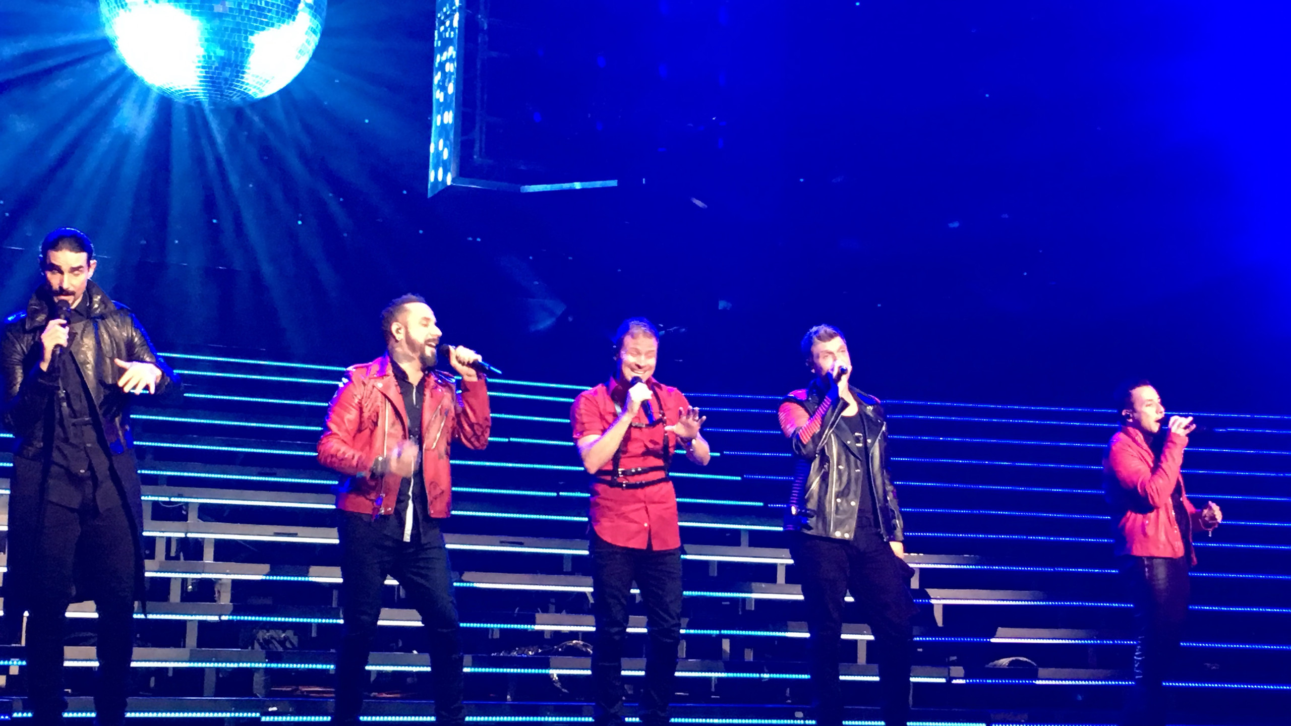 Backstreet Boys Vegas - March 2017