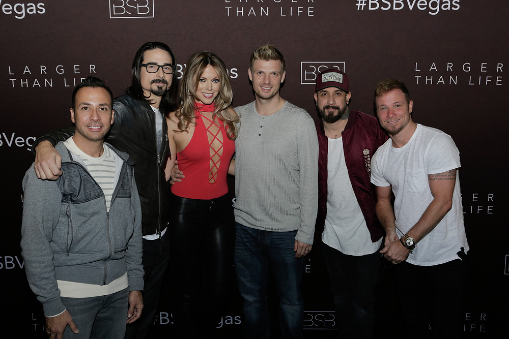 Lipstick And Lunges - Backstreet Bootcamp - Bakstreet Boys VIP