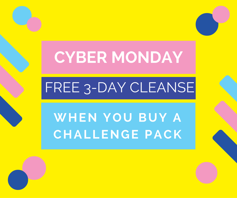 Lipstick And Lunges - Cyber Monday Sale
