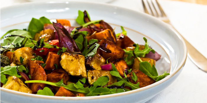 Lipstick And Lunges - Sweet Potato Salad - Healthy Lunch Recipes