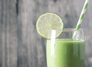 Cucumber Agua Fresca Smoothie