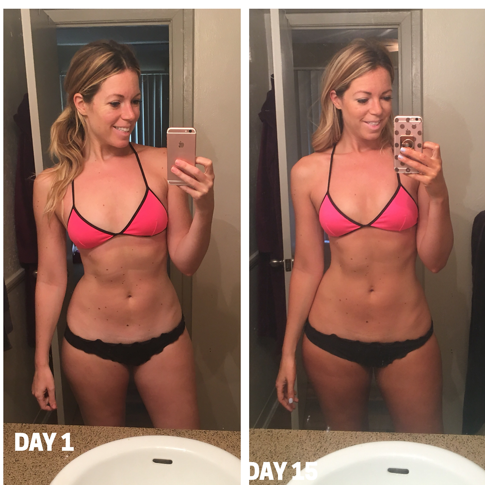 Lipstick And Lunges - 80 Day Obsession - Progress Picture