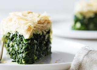 Greek Spinach Pie (Spanikopita)