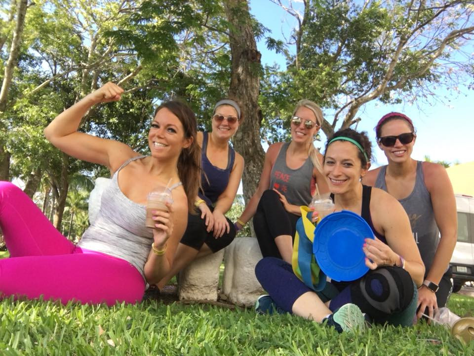 Lipstick and Lunges - Beachbody Coach