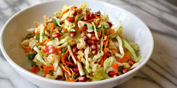 Lipstick And Lunges - Pomegranate Salad - 21 Day Fix recipes