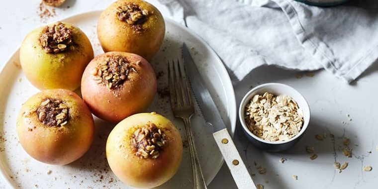 Lipstick And Lunges - Crock Pot Baked Apples