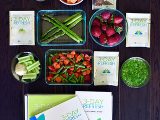 3-Day Detox that actually works (grocery list & meal plan included!)