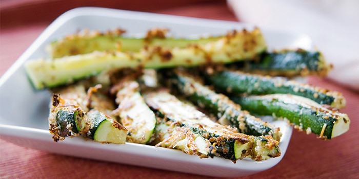 21 Day Fix approved Zucchini Fries