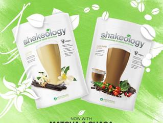 New Vegan Shakeology Flavors