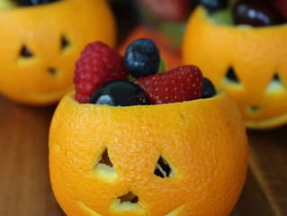 BOO! 13 Healthy Halloween Treats