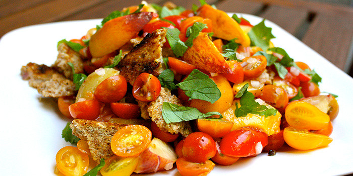 Lipstick And Lunges - 21 Day Fix meal plans - Grilled Peach