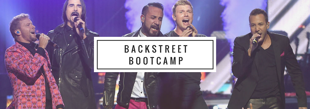 Lipstick And Lunges - Backstreet Boys Meet and Greet - Backstreet Bootcamp