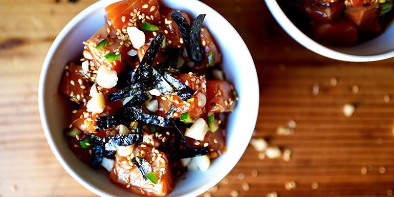 21 Day Fix recipe - Salmon