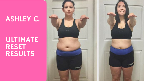 Lipstick And Lunges - Ultimate Reset Results - Ultimate Reset Customer Review