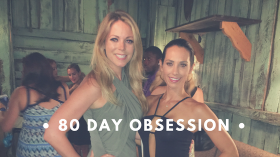 Lipstick And Lunges - 80 Day Obsession fitness program - Autumn Calabrese