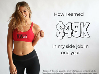 How I earned $49K though my side job in one year
