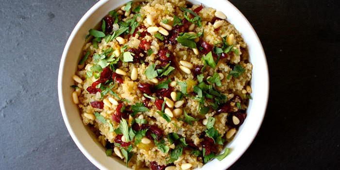 Quinoa Stuffing - 21 Day Fix recipe