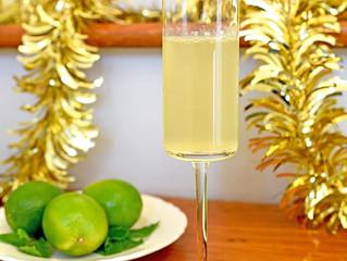 Lime Ginger Fizz
