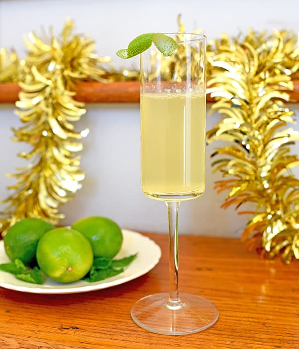 Lipstick And Lunges - Lime Fizz