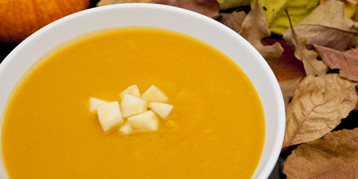 Butternut Squash Soup - 21 Day Fix recipe