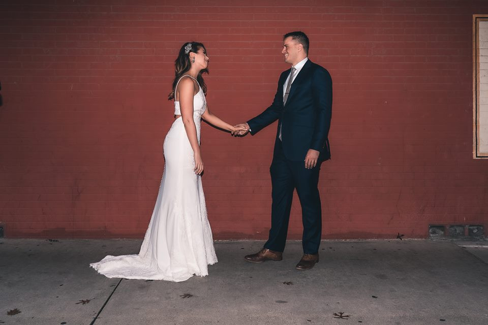Lipstick and Lunges - My wedding story