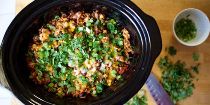21 Day Fix approved Chicken Enchiladas