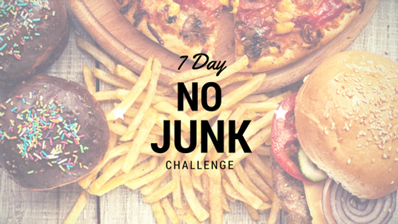 7 day no junk food challenge lipstick and lunges weight loss 7 day no junk food challenge forumfinder Images