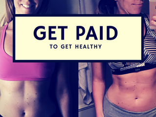 Get PAID to get healthy in 2017